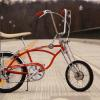 1968 5-speed Schwinn Orange Krate